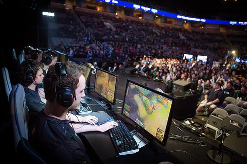 League of Legends is topsport