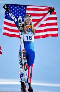 Skiën worldcup 2015 2016 01 Fenninger en Vonn Vonn