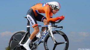 WK wielrennen Dumoulin