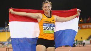 WK para-atletiek 2015 02 Blade Babe ea van Rhijn