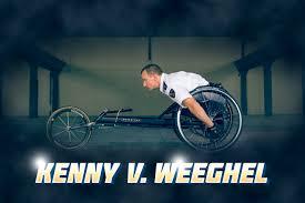 WK para-atletiek 2015 02 Kenny vann Weeghel Grootste medailleoogst