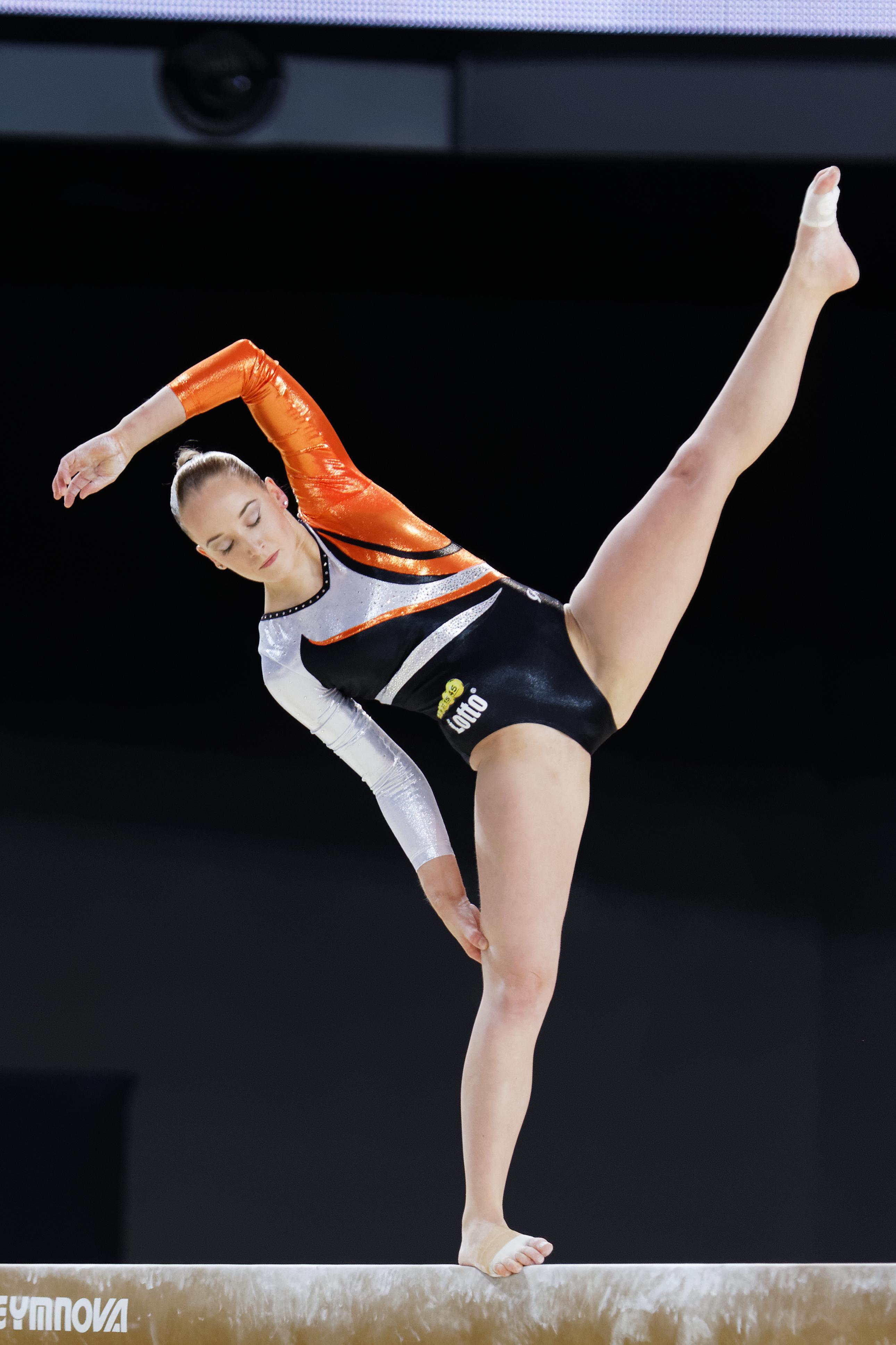 xxx gymnast