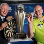 Zet van Gerwen met het wereldkampioenschap kroon op topjaar?