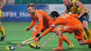 Hockey WL finales 2015 Nederlnd australië