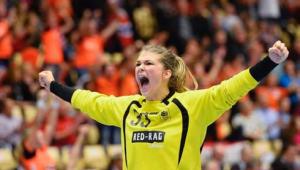 Handbalvrouwen Tess Wester