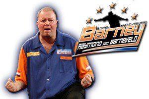 Darts Premier Leaugue 2016 02 en Dutch Masters Barney