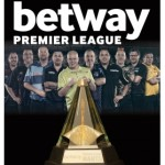 Premier League Darts elfde ronde.