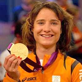 Wielrennen Marianne Vos medaille