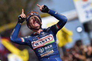 Wielrennen Amstel Gold Gasparotto