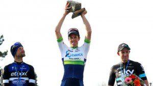 Wielrennen Parijs-Roubaix april 2016 en Amstel Gold 01 Mathew Hayman winnaar