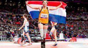 Atletiek EK 2016 Amsterdam 01 Marlou van Rhijn logo