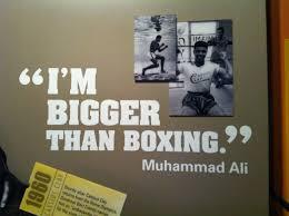 Boksen Muhammad Ali in memoriam juni 2016 logo 2