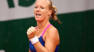 Tennis Kiki Bertens Parijs 2016 tot kwartfinale 01