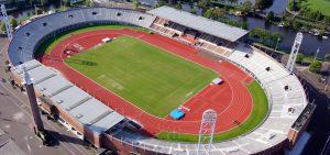 Atletiek EK 2016 Amsterdam 03 O Stadion plaatje
