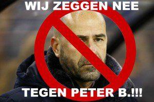 Voetbal Peter Bosz F-side moet nog oveertuigd worden