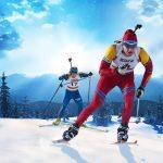 Biatlon een leuke ski discipline