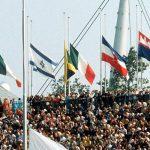 De vrolijke Olympische Spelen van München werden een drama