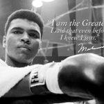 Cassius Clay alias Muhammed Ali