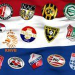 Eredivisie Voetbal seizoen 2016-2017