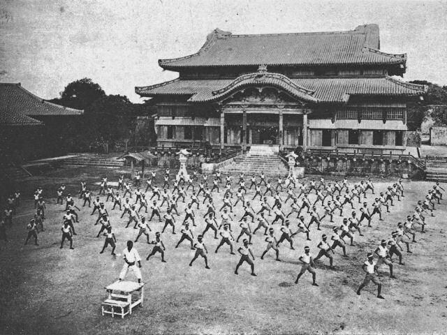 de kunst van karate