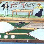 De geschiedenis van het tafeltennis