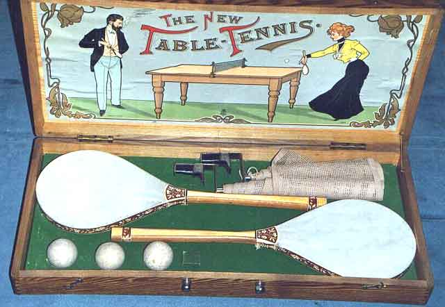 history of table tennis Table tennis history devised as a kind of miniature tennis only toward the end of the last century, table tennis really goes back to the twelfth-century royal tennis.