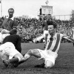 Abe Lenstra de Friese voetbalheld