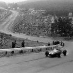 Het racecircuit van Spa-Francorchamps