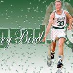 Larry Bird is Larry The legend
