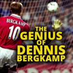 Dennis Bergkamp is Dennis the  Menace