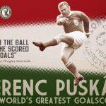 Ferenc Puskás de Voetballende Majoor