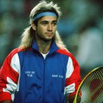 Andre Agassi The Las Vegas Kid