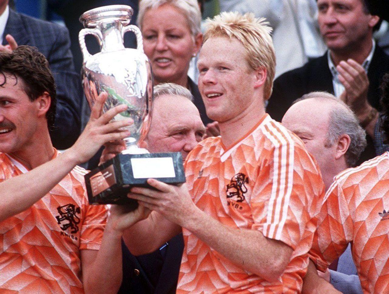 Image result for Ronald Koeman oranje