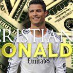 Cristiano Ronaldo ster van Real Madrid