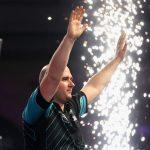 Voltage Rob Cross te sterk voor The Power Taylor in WK finale darts