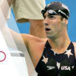Michael Phelps de meest succesvolle sporter ooit