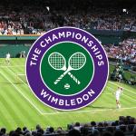 Het tennistoernooi van Wimbledon