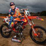 Jeffrey Herlings is klaar voor nieuw seizoen MXGP