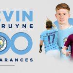 Kevin de Bruyne de spelbepaler van Manchester City
