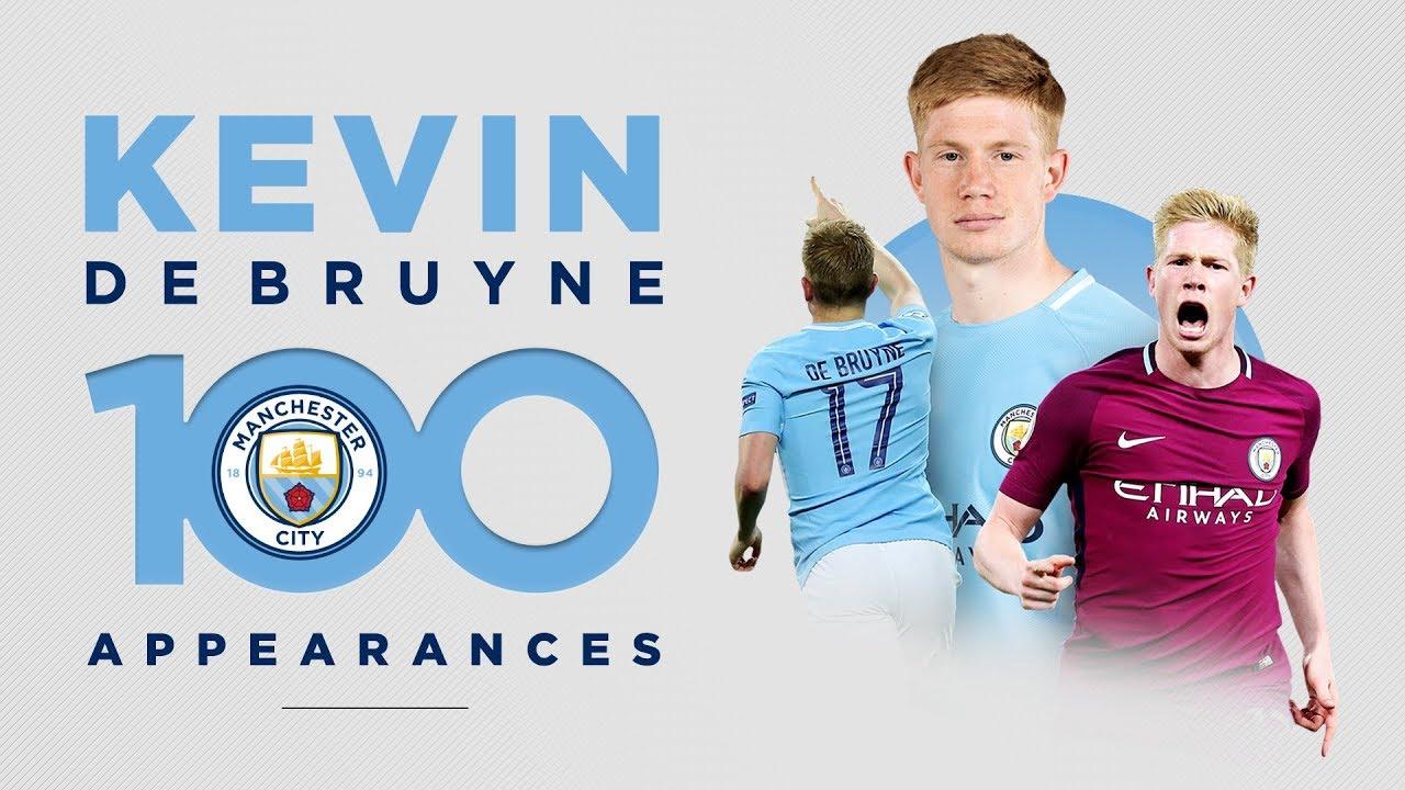 Kevin de Bruyne regisseur van Manchester City
