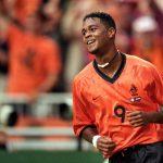 Patrick Kluivert leerde voetballen op het rode pleintje