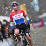 Mathieu van der Poel een alleskunner op de fiets