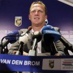 John van den Brom ook succesvol als trainer