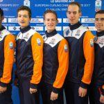 Het Europees Kampioenschap Curling 2018