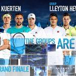 Tennis de ATP Finals 2018