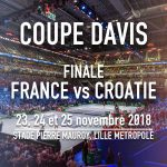 Davis Cup finale Frankrijk-Kroatië