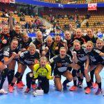 Het EK handbal voor vrouwen in Frankrijk