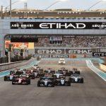 Formule 1 seizoen sluit af in Abu Dhabi