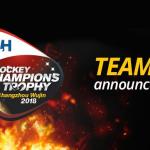 Champions Trophy Hockey voor vrouwen 2018