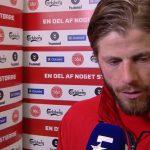 Lasse Schöne Deense topper bij Ajax